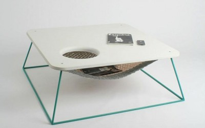 Supernova Table by LaSelva Studio