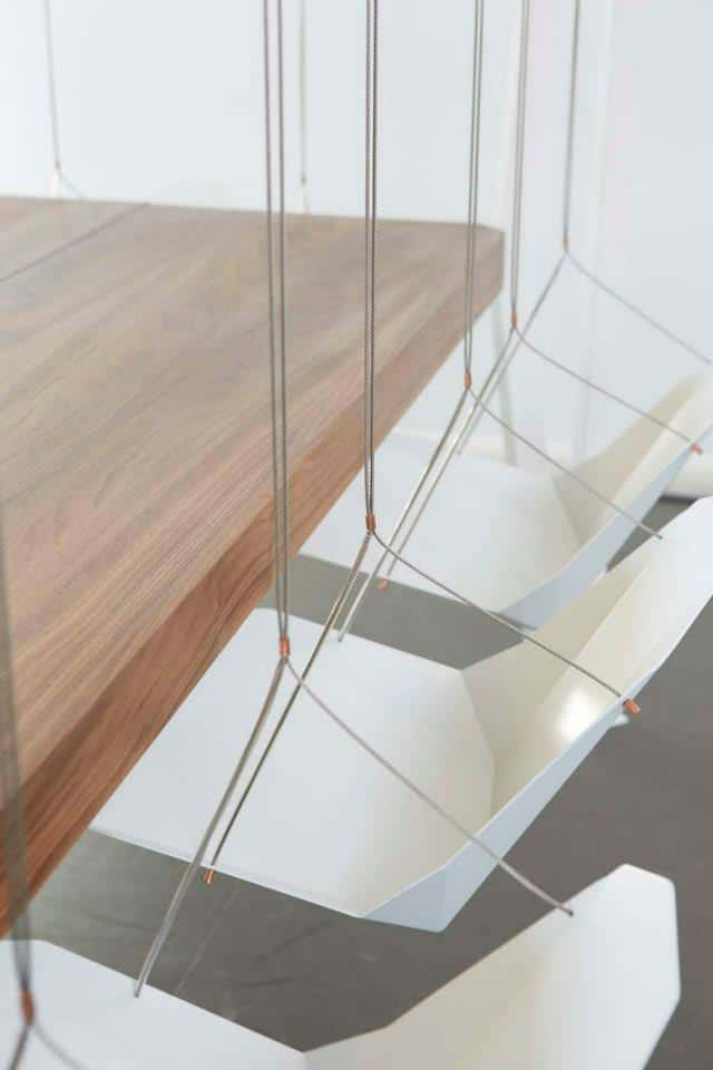 Swing table by duffy london for Design table java swing