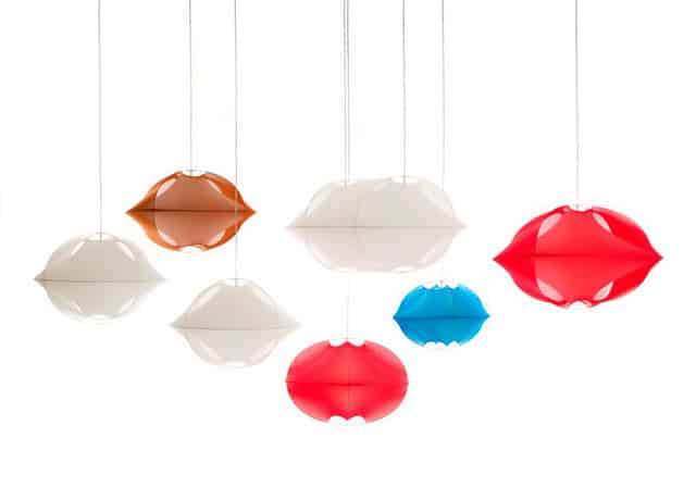 Tenda Lighting Series by Benjamin Hubert