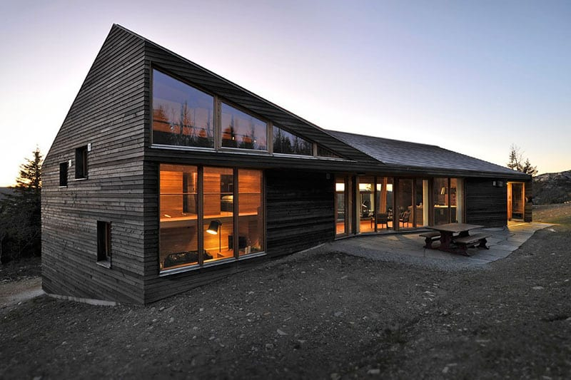 Twisted Cabin Holiday Home by Jarmund/Vigsnæs
