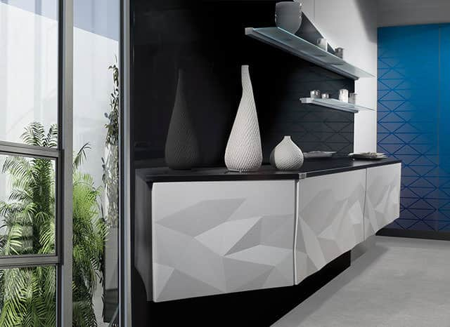 Artica Kitchen by Estudiosat for Delta Cocinas
