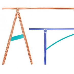 Bow Furniture Series by Benjamin Hubert