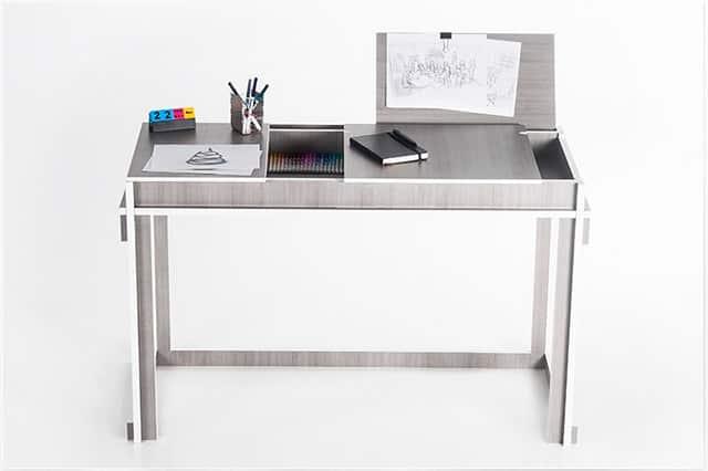 Circunscriba Desk by Masiosare Studio