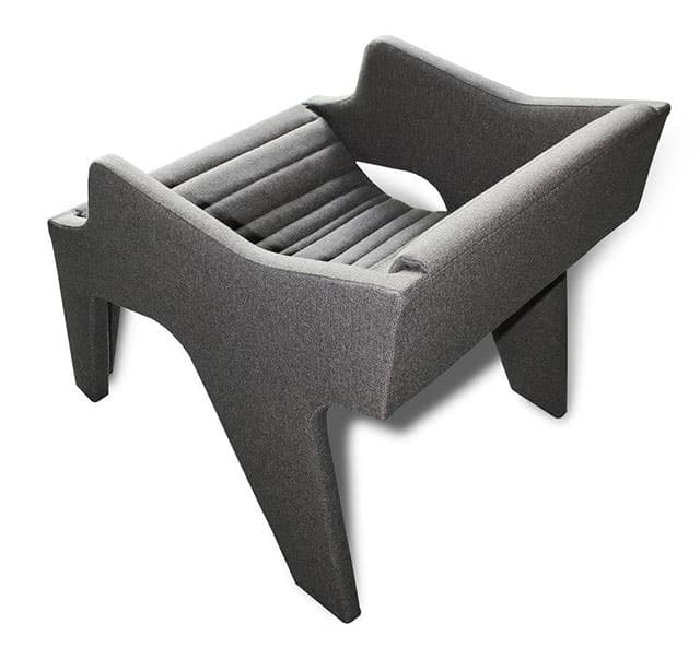 Flow Chair by Melounge Studio