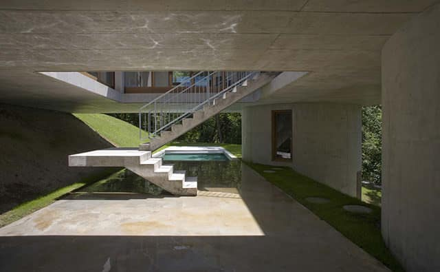 House in Sonvico by Martino Pedrozzi