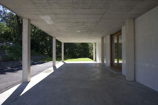 House In Sonvico By Martino Pedrozzi