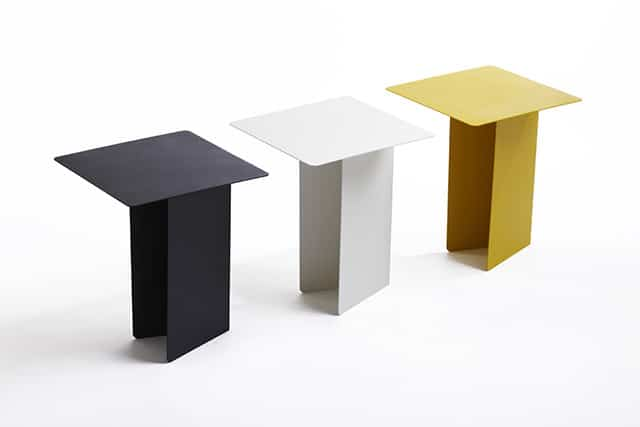 Lipa Side Table by Kenyon Yeh