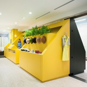 My Panda Store by Torafu Architects
