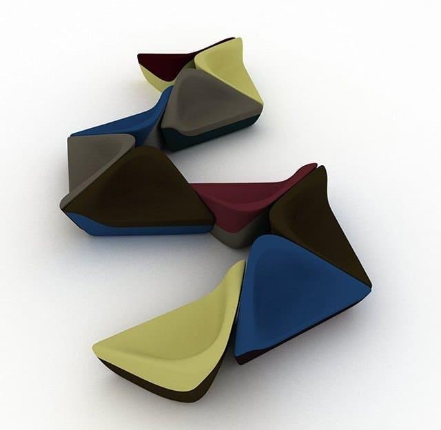 Seating Stones by UNStudio