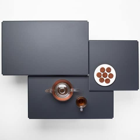 Tablefields Coffee Table by Frederik Roijé