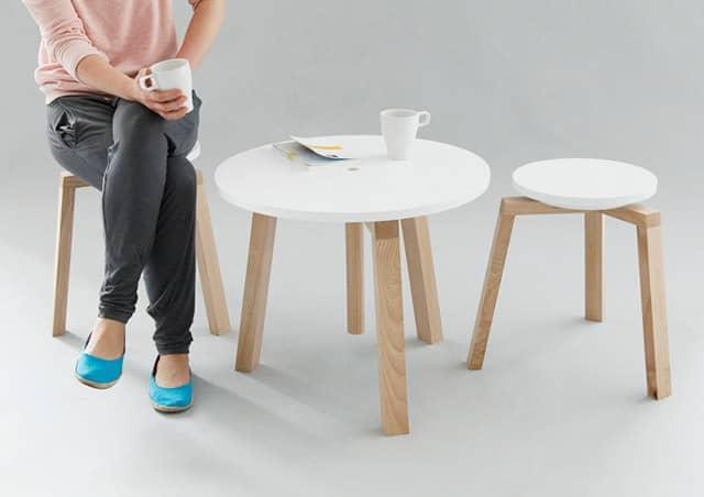 Takka Furniture Series by Agnieszka Mazur