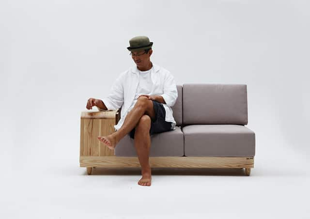 The Dog House Sofa by Seungji Mun