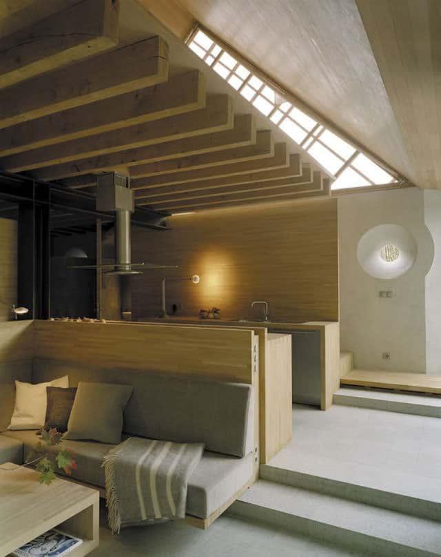 The Mill House Sauna by Wingårdh Arkitektkontor AB