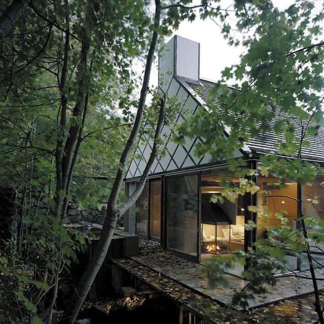 The Mill House by Wingårdh Arkitektkontor AB