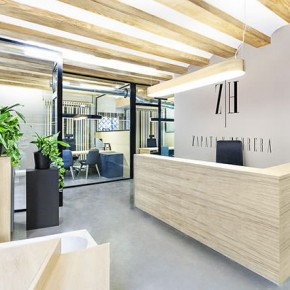 Zapata &amp; Herrera Lawyers Office by +Quespacio
