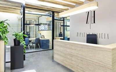 Zapata & Herrera Lawyer's Office by +Quespacio