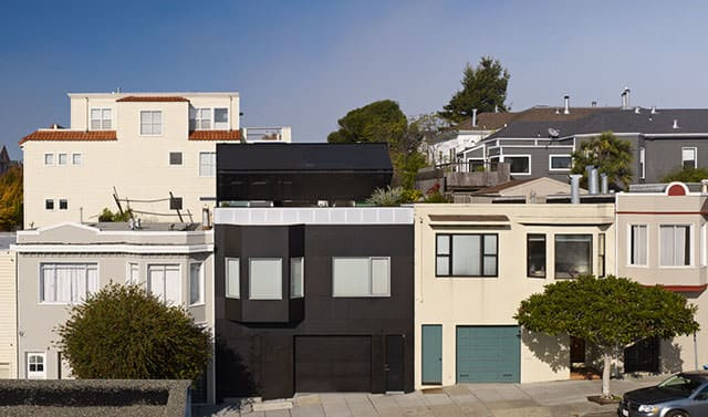 20th Street Residence Extension by SF-OSL