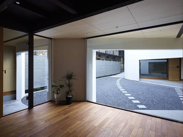 A House Made of Two by Naf Architect & Design