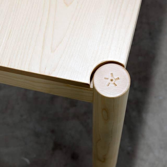 Between Centers Furniture Collection by Jorge de la Cruz