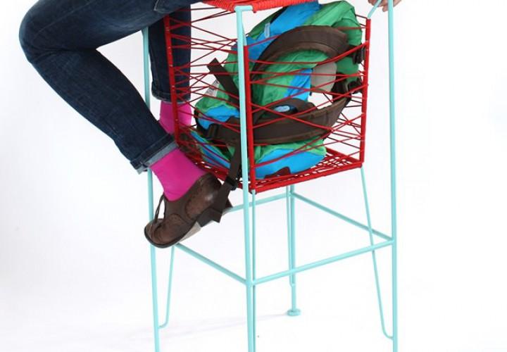 Dami und Damaki Seating and Storage Furniture by Dahm Lee