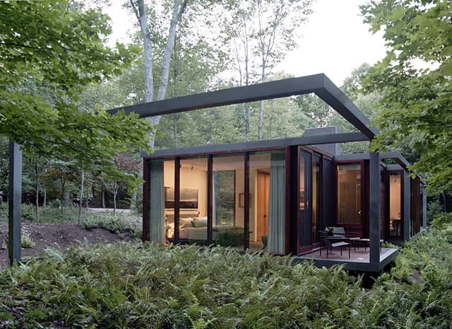 Dutchess County Residence by Allied Works Architecture