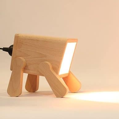 Frank Desk Lamp by Pana Objects