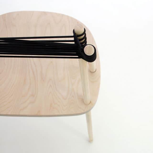 Purist Chair by Elisa Honkanen