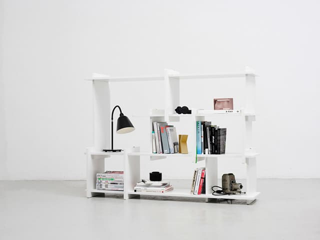 Slice Shelving System by KiBiSi for andTradition