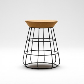 Sidekick Cork Stool by Timothy John for Thanks