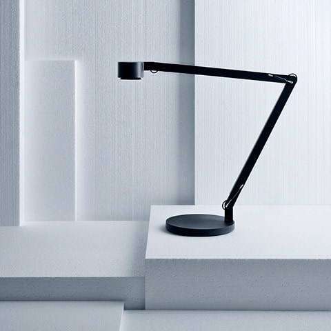 Winkel w127 Desk Lamp by Dirk Winkel for Wästberg