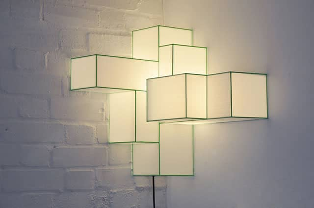 WireShade Lighting Collection by Marc Trotereau
