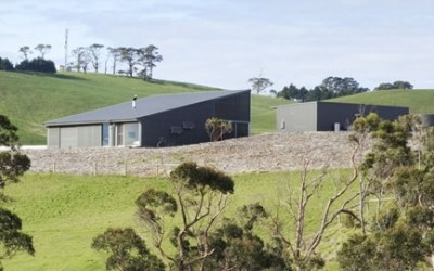 Calm Rural Retreat – Woolamai House by Kerstin Thompson Architects
