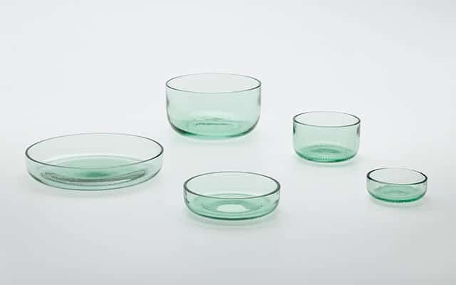 Bottleware by Nendo for Coca-Cola