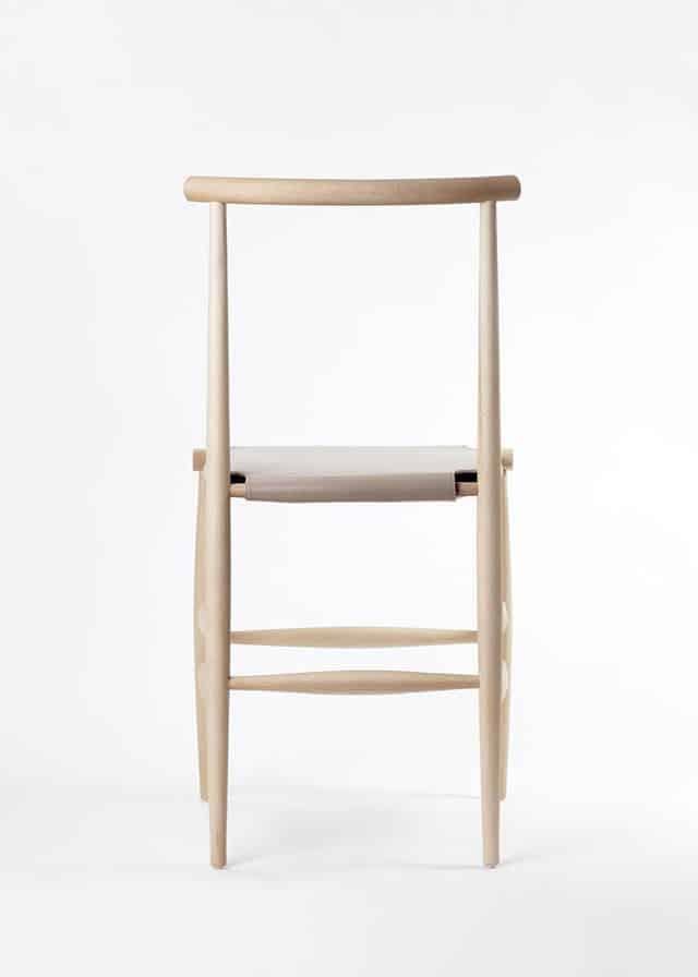 Pelleossa Chair by Francesco Faccin