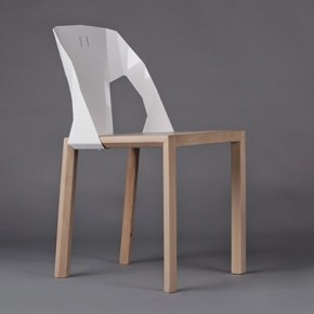 Simone Chair by Wo Mierzwa