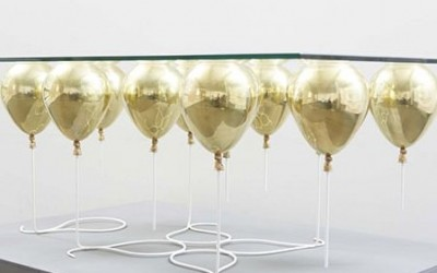 The UP Coffee Table by Christopher Duffy