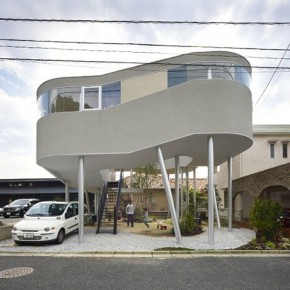 Toda House by Office of Kimihiko Okada