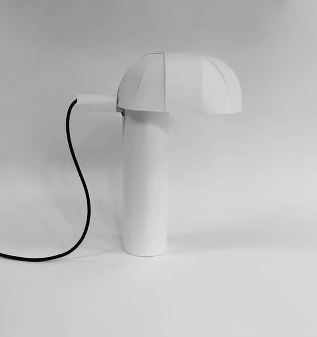 Container Ceramic Lamp by Benjamin Hubert for Ligne Roset