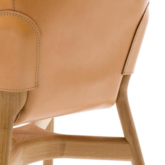 Pocket Chair by DING3000 for Discipline