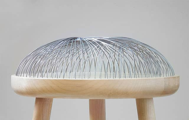 Dome Stool by Toer