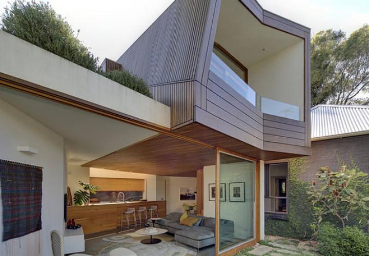 Balmain House by Fox Johnston