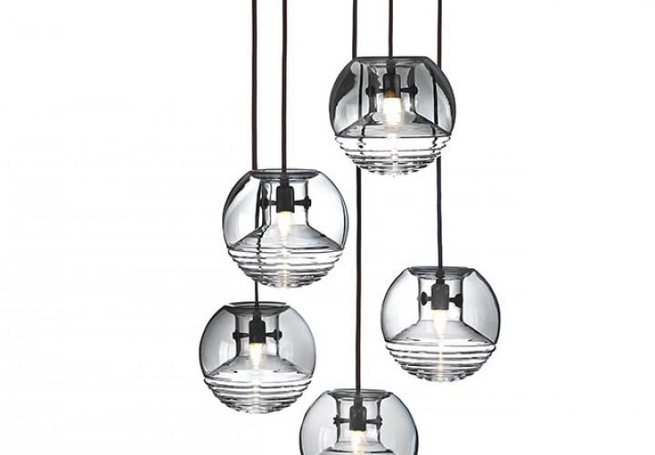 Flask Pendant Lamp by Tom Dixon
