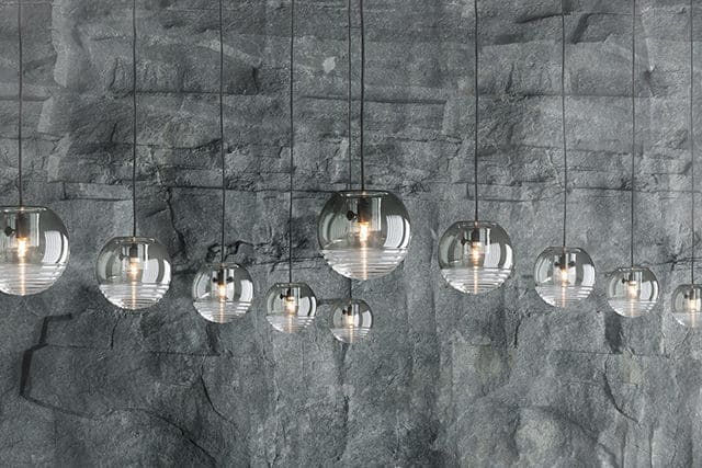 Flask Pendant Lamp by Tom Dixon