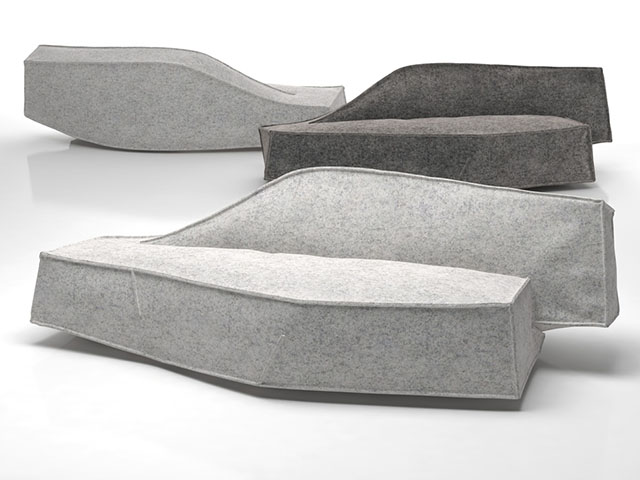 Airberg by Jean Marie-Massaud for Offecct