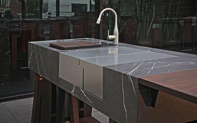 bbqube Outdoor Kitchen by Michael Schmidt