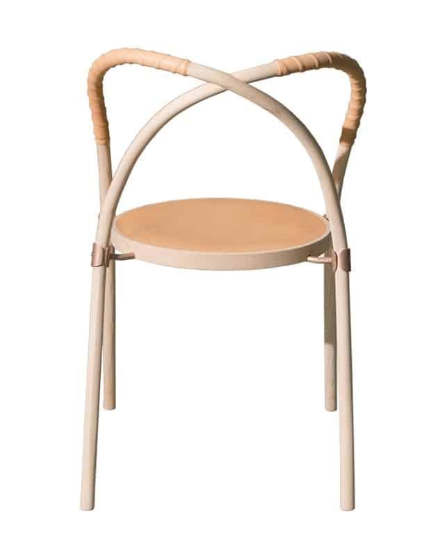 Bow Chair by Lisa Hilland for Gemla