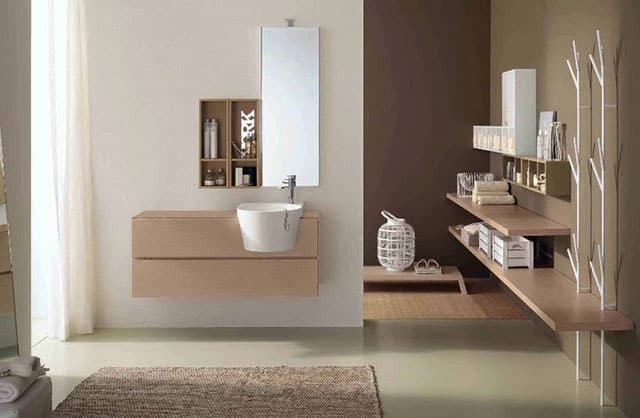 Canestro Bathroom Collection by Novello