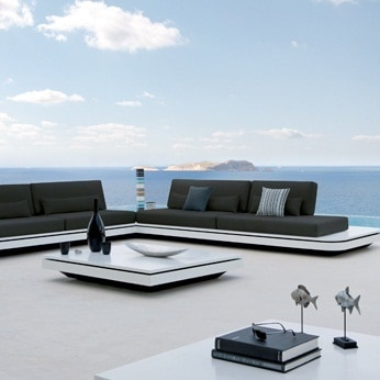 New Outdoor Furniture Collections by Manutti at Milan 2013
