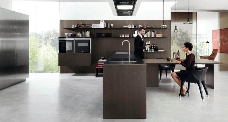 FiloAntis Modern Kitchen Design by Euromobil