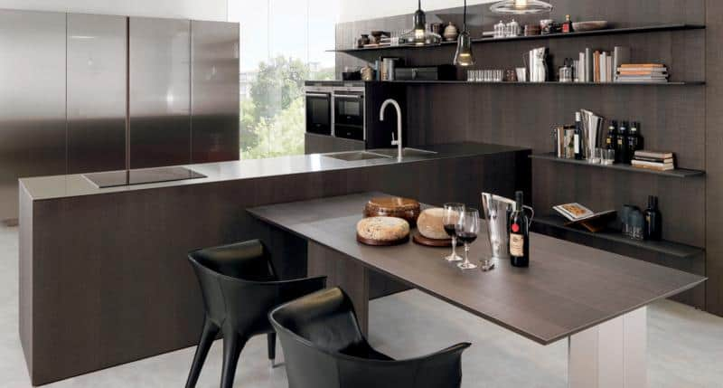 FiloAntis Modern Kitchen Design by Euromobil